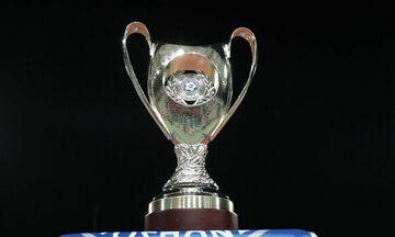 Οριστικό: Διπλά τα ματς στη φάση των «16» στο Κύπελλο