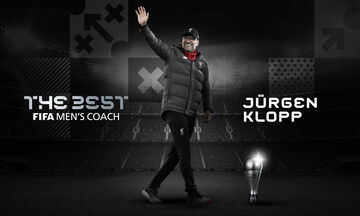 The Best: Καλύτερος προπονητής για το 2020 ο Γιούργκεν Κλοπ (pics)