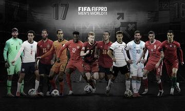 The Best: Η καλύτερη 11άδα για το 2020 από τη FIFA είναι… τρομακτική (pics)