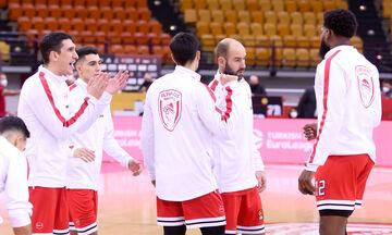 EuroLeague: Για την επιστροφή στις νίκες με Ρεάλ Μαδρίτης ο Ολυμπιακός