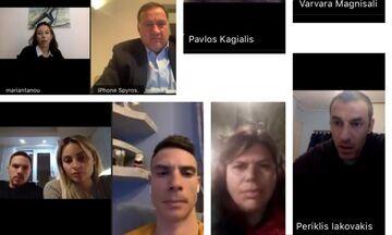 Επιτυχία γνώρισε το webinar για αθλητές και προπονητές με τίτλο «COVID-19 και Αθλητική Ψυχολογία»