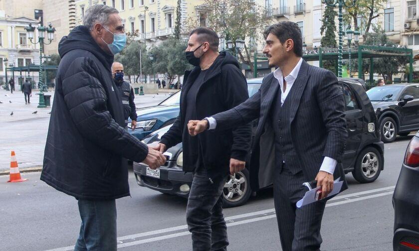 Δήμος Αθηναίων για Δ. Γιαννακόπουλο: «Κρινόμαστε από τις πράξεις μας και όχι από τα λόγια μας»