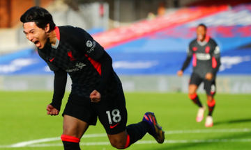 Κρίσταλ Πάλας - Λίβερπουλ: Το γκολ του Μιναμίνο για το γρήγορο προβάδισμα των «κόκκινων» (vid)