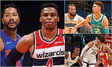 NBA: Αποτελέσματα και highlights στην Preseason