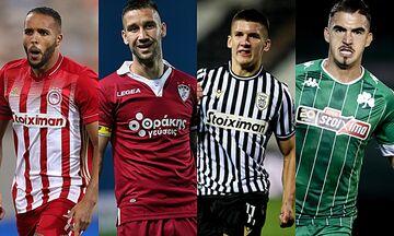Super League: Κλείνει τη χρονιά με ΑΕΛ ο Ολυμπιακός, στην Τούμπα ο Παναθηναϊκός