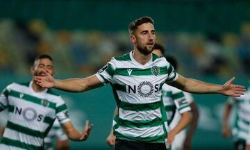 Liga NOS: Νίκη στις καθυστερήσεις για τη Σπόρτινγκ (1-0)