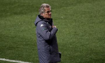 ΠΑΟΚ-Παναθηναϊκός 2-1: Μπόλονι: «Πρόβλημα συμπεριφοράς ο Βιγιαφάνιες»