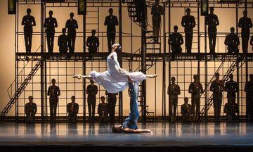 «Αδελφοί Καραμάζοφ», από το μπαλέτο Άιφμαν, στο Christmas Theater On Line (vid)