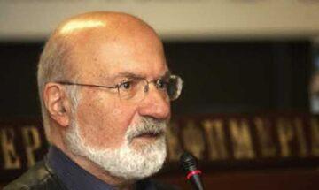Πέθανε ο δημοσιογράφος και πρώην πρόεδρος της ΠΟΕΣΥ, Γιώργος Σαββίδης