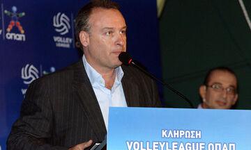 Volley League: Επιστολή Ταρνατόρου για την επανεκκίνηση του πρωταθλήματος