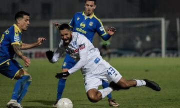 ΠΑΣ Γιάννινα - Αστέρας Τρίπολης 2-2: Οι γηπεδούχοι που έπαιζαν με δέκα παίκτες ισοφάρισαν στο 86'