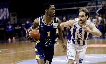 Basket League: MVP της 8ης αγωνιστικής ο Τάισον Κάρτερ