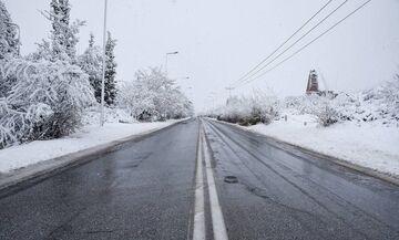 Καιρός: Νεφώσεις, βροχές και χιονοπτώσεις