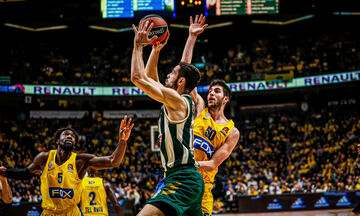EuroLeague: Δοκιμασία στο Τελ Αβίβ ο Παναθηναϊκός