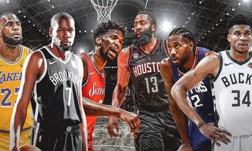 NBA: Μια διαφορετική χρονιά αρχίζει!