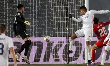 La Liga: Η Ρεάλ Μαδρίτης «έπιασε» την Ατλέτικο στην κορυφή (highlights)