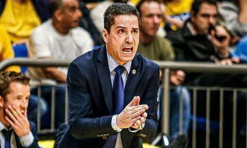 Σφαιρόπουλος: «Περήφανος γιατί παλέψαμε μέχρι το τέλος»
