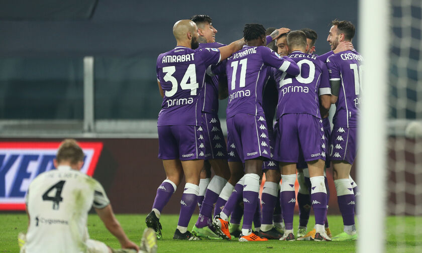 Serie A: Η Φιορεντίνα ταπείνωσε τη Γιουβέντους (Highlights)