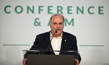 Ο Σπύρος Ζαννιάς για τις εκλογές και τη σύμβαση στο ΟΑΚΑ