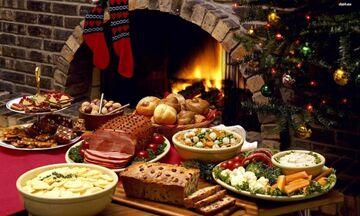 Στο Χριστουγεννιάτικο τραπέζι μη σερβίρετε και τις τύψεις σας!