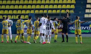 Super League: Τιμωρία για Μπελεβώνη, Κουτσοσοπύρο – Απαλλάχθηκε ο Παράσχος