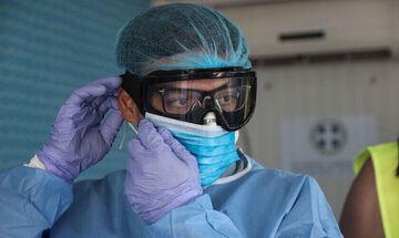 Κορoνοϊός: 937 νέα κρούσματα, 62 νεκροί, 495 διασωληνωμένοι