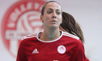 Στην Τουρκία η αρχηγός του Ολυμπιακού, Στέλλα Χριστοδούλου (pic)