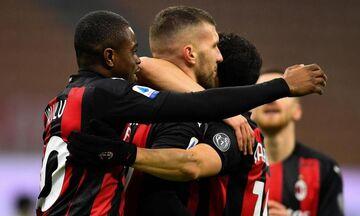 Serie A: Κορυφή με Ερνάντεζ η Μίλαν (Highlights)