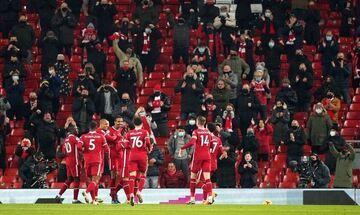 Premier League: Οπαδοί μόνο στο Λίβερπουλ!