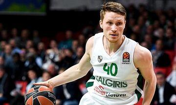 EuroLeague: Γκριγκόνις και Γιουλ στην κορυφή του TOP-10 (vid)
