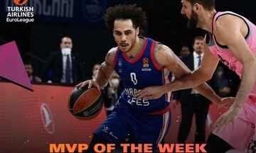 MVP ΕuroLeague: Ο Λάρκιν... ξύπνησε (vid)