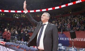 Ερυθρός Αστέρας: Διώχνει τον Ομπράντοβιτς, επιστρέφει ο Ράντονιτς!