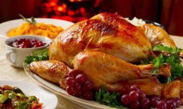 Χριστουγεννιάτικο τραπέζι: Γαλοπούλα ή χοιρινό - Τι παχαίνει περισσότερο;