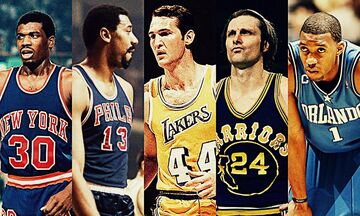 NBA: Οι 5 «μάγοι» των Χριστουγέννων