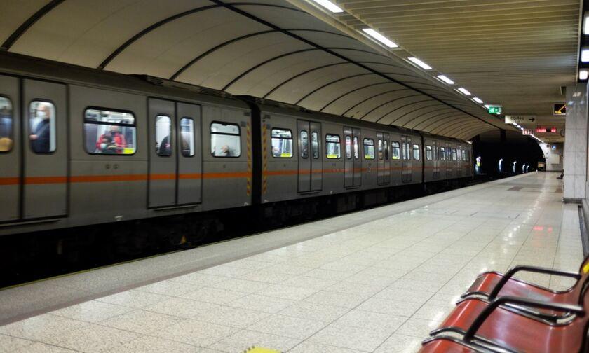 Μετρό: Κλείνουν νωρίτερα σήμερα 5 σταθμοί με εντολή της ΕΛ.ΑΣ.