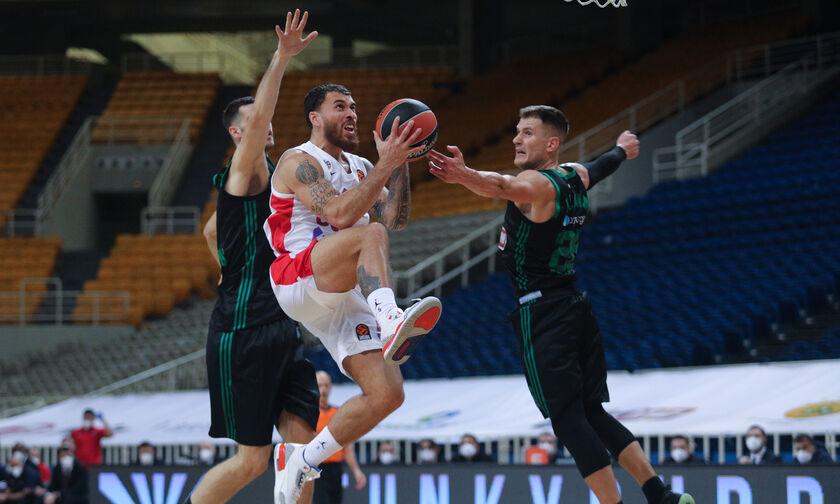 EuroLeague: Οι καλύτερες στιγμές του Μάικ Τζέιμς (vid)