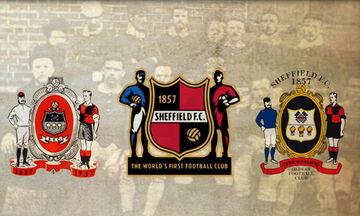 Ο πρώτος ποδοσφαιρικός αγώνας στην Ιστορία