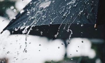 Καιρός: Ισχυρές βροχές και καταιγίδες (vid)