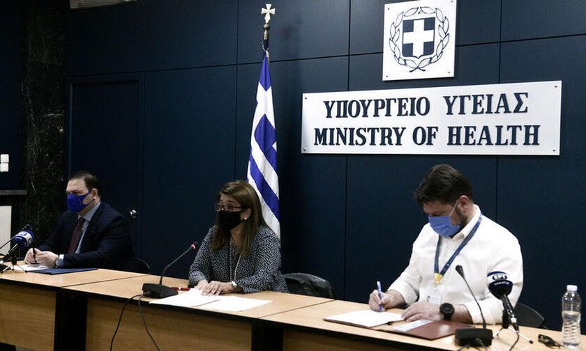 Κορονοϊός - κρούσματα  (26/12): 79 στην Αττική, 53 στη Θεσσαλονίκη - Η κατανομή σε όλη τη χώρα