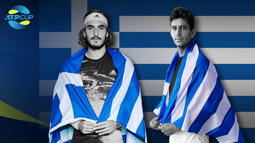 ATP Cup: Οι Τσιτσιπάς, Περβολαράκης κόντρα σε Τζόκοβιτς, Ναδάλ και ίσως Φέντερερ!