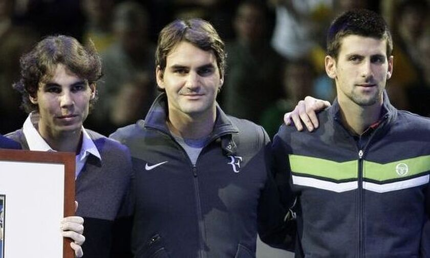 Australian Open: Με Ναδάλ, Φέντερερ και Τζόκοβιτς η λίστα