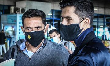 ΑΕΚ: Στην Αθήνα ο Μανόλο Χιμένεθ