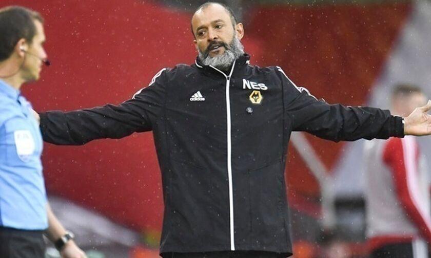 Γουλβς: Ο Νούνο Εσπίριτο Σάντο απαγορεύει στους παίκτες του το σούπερ μάρκετ