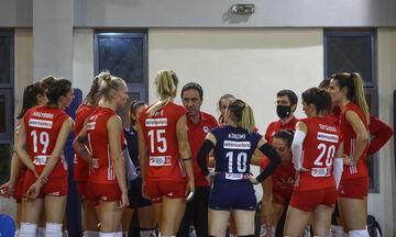 Με νεάνιδες ο Ολυμπιακός στη  Volley League  γυναικών
