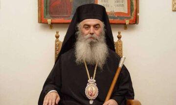 Κορονοϊός: Πέθανε ο Μητροπολίτης Καστοριάς, Σεραφείμ