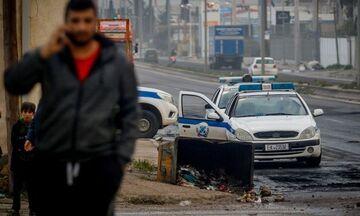 Μέγαρα: Ανταλλαγή πυροβολισμών μεταξύ Ρομά σε καταυλισμό (vid)