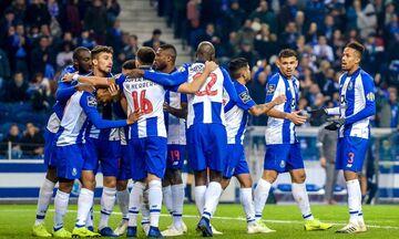 Γκολ στην Πορτογαλία!