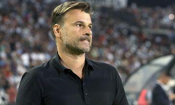 Στανόγεβιτς: «Πουθενά δεν απολύθηκα, εκτός από τον ΠΑΟΚ» - Ποιον έβρισκε απέναντί του