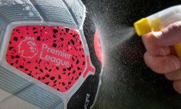 Premier League: Aρνητικό ρεκόρ κρουσμάτων κορoνοϊού με 18 θετικά τεστ