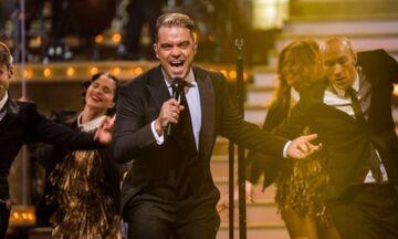 Ο Robbie Williams live στο πρωτοχρονιάτικο ERTFLIX - Ακολουθούν U2, Sam Smith, Ariana Grande